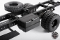 Preview: KingKong RC Truck Kit CA10, ZIS-150 4x2, 1:12