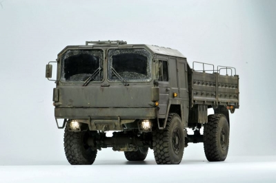 lili modellbau cross rc truck kit new generation mc4 b 4x4. Black Bedroom Furniture Sets. Home Design Ideas
