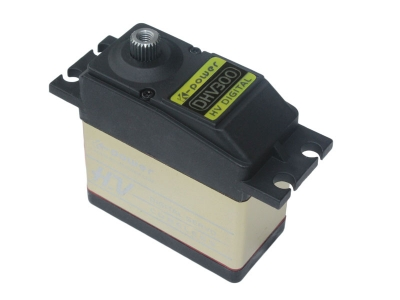 K-Power High Torque Digital HV Coreless Servo, 30kg