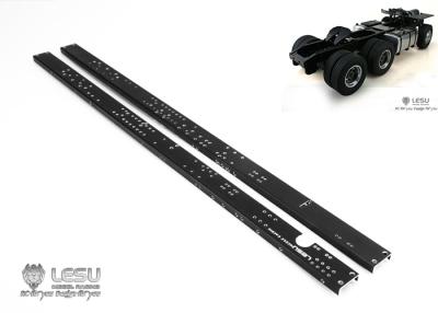 Lesu S-1214 Breitreifen mit Geländeprofil 385//65R22.5 für Tamiya LKW Truck 1:14