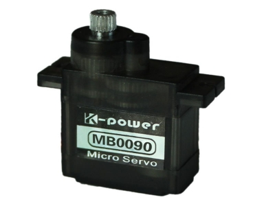 K-Power Analog Micro Servo 3kg