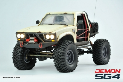 CROSS-RC Crawler Demon SG4-C