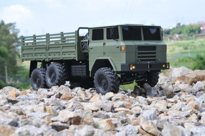 CROSS-RC Trial Truck KIT XC6 6x6, neueste Achsversion