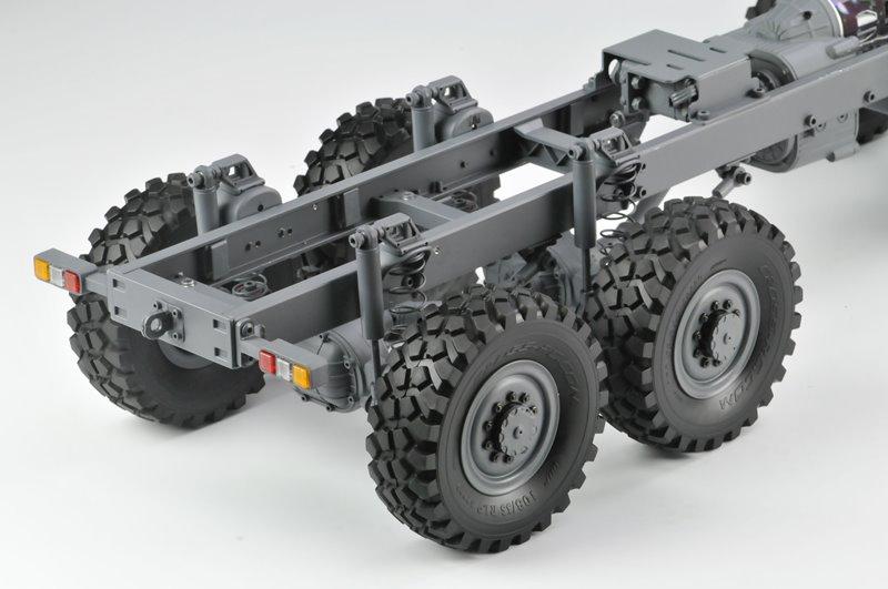Lili-Modellbau - CROSS-RC Truck Kit New Generation MC6-C 6x6