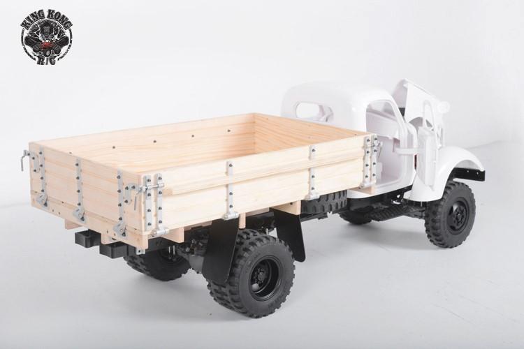 lili modellbau kingkong rc truck kit ca10 zis 150 4x2 1 12. Black Bedroom Furniture Sets. Home Design Ideas