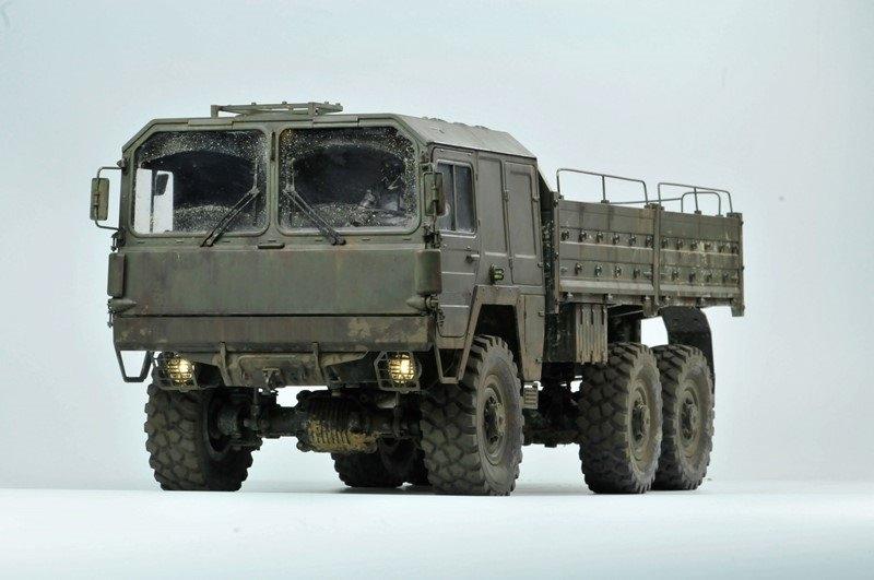 lili modellbau cross rc truck kit new generation mc6 b 6x6. Black Bedroom Furniture Sets. Home Design Ideas