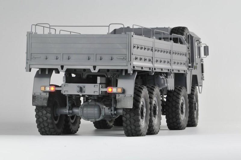 lili modellbau cross rc truck kit new generation mc8 c 8x8. Black Bedroom Furniture Sets. Home Design Ideas