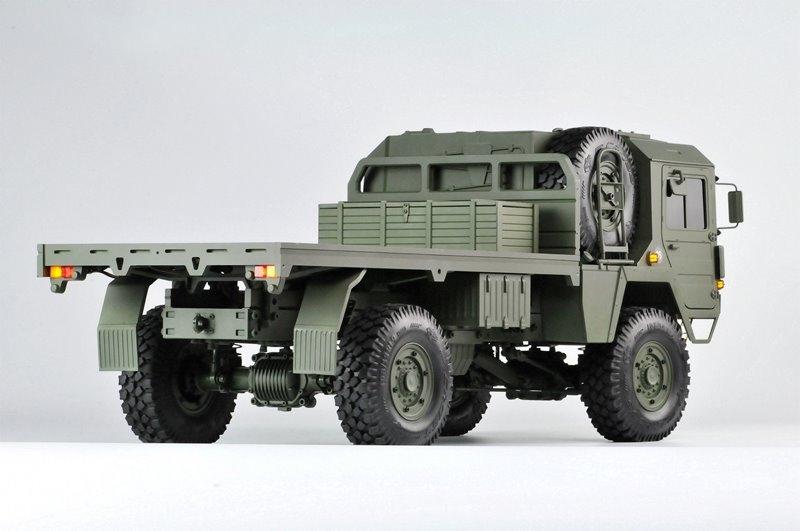 lili modellbau cross rc truck kit new generation mc4 c 4x4. Black Bedroom Furniture Sets. Home Design Ideas