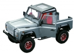 Landrover Defender D90 Body Set Pick Up, 1:10