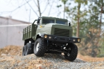 CROSS-RC Trial Truck KIT KC6E 6x6, neueste Achsversion